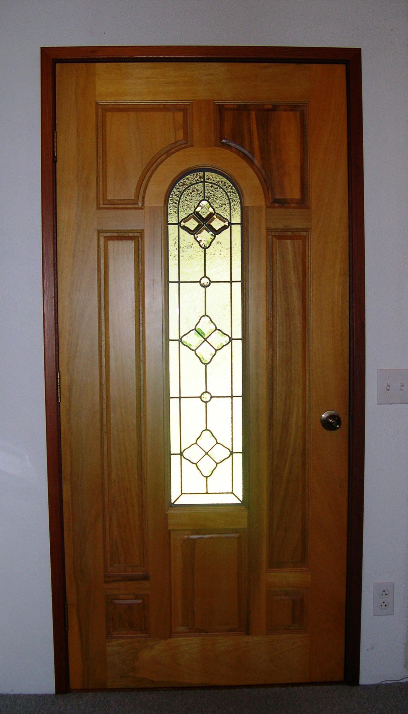 Design of main entrance door joy studio design gallery for Door design in wood images